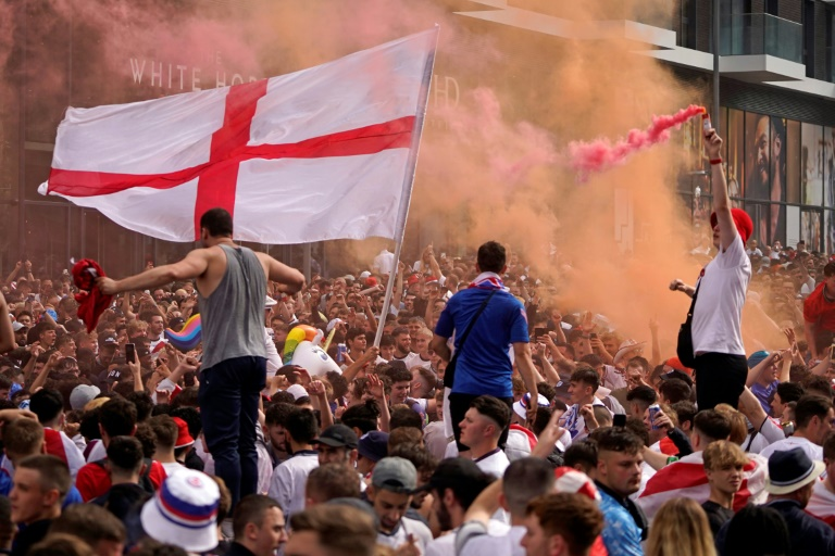 England ordered to play game behind closed doors after Euro 2020 final chaos
