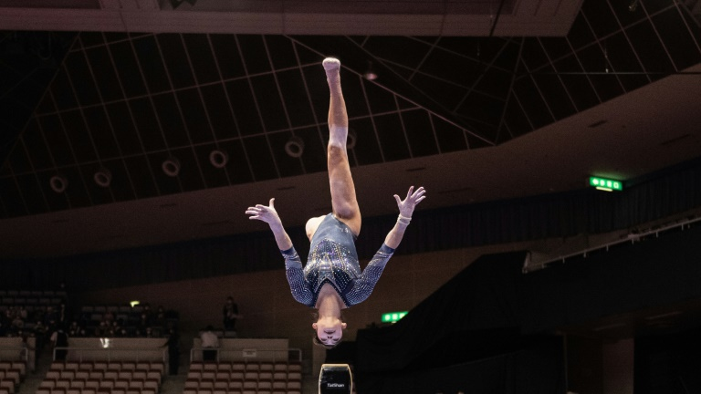 Biles absence clears path for gymnastics' new wave