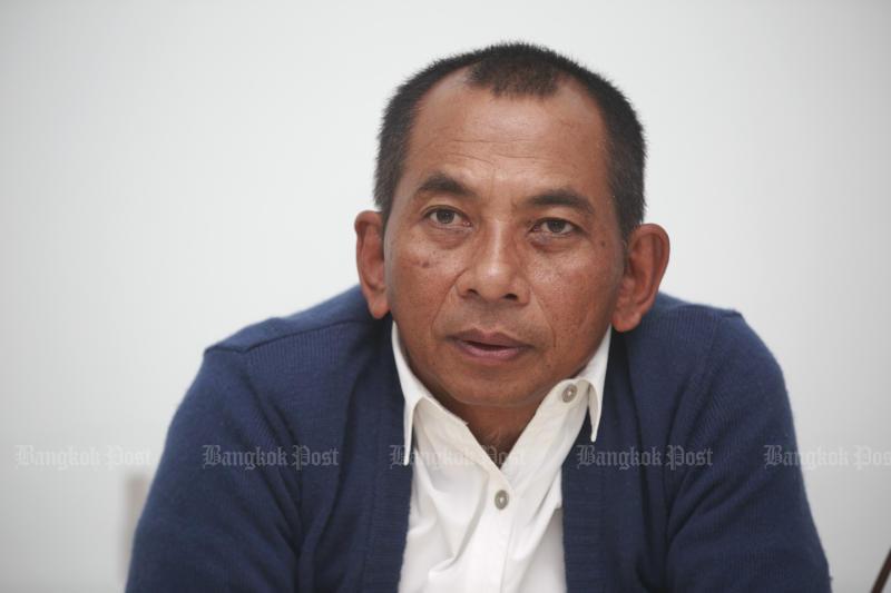 Shutdown Bangkok marcher sentenced to jail