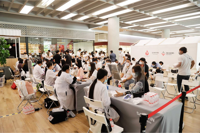 Frazers Property & Bangkok Post co-organize a charitable event