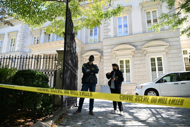 FBI raids US properties of sanctioned Russian oligarch