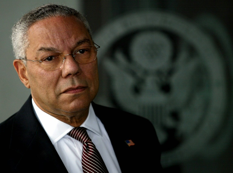 Colin Powell's death sparks misleading claims about Covid-19 vaccines