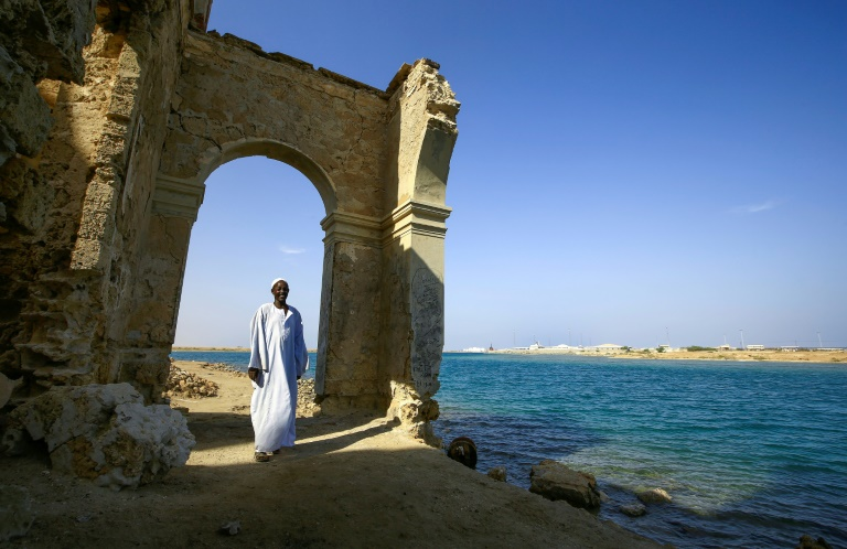 Sudan's key Red Sea ports coveted by regional powers