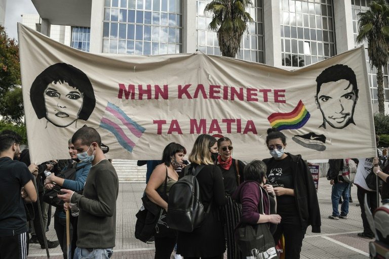 Trial over killing of HIV activist begins in Greece