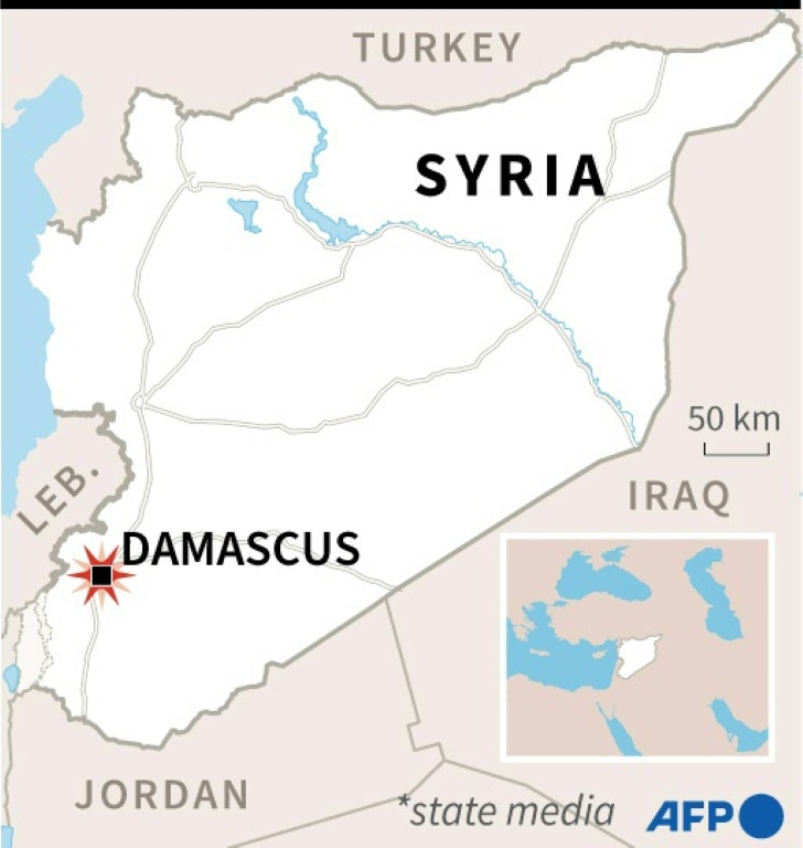 13 killed in Damascus army bus bombing: state media