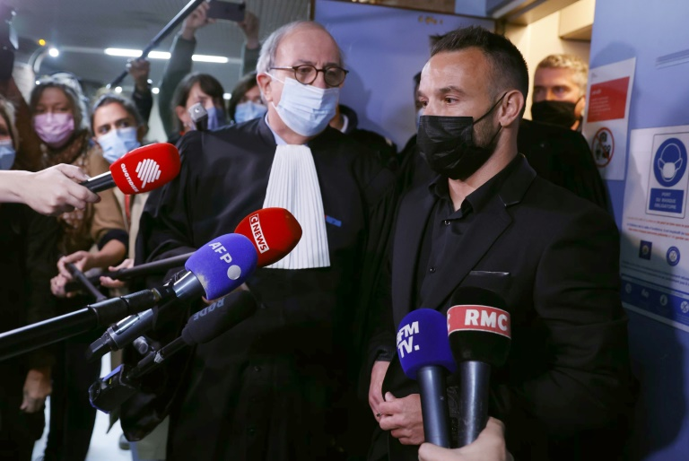 Valbuena felt 'in danger' over sex tape, Benzema trial hears