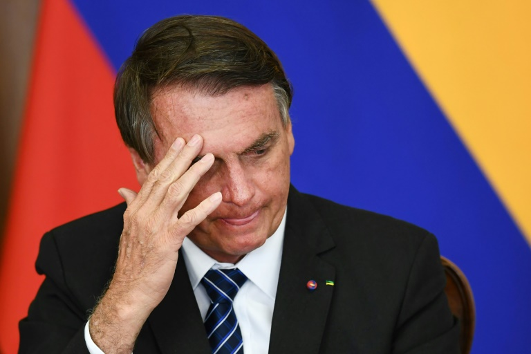Brazil senate committee recommends 10 pandemic charges against Bolsonaro