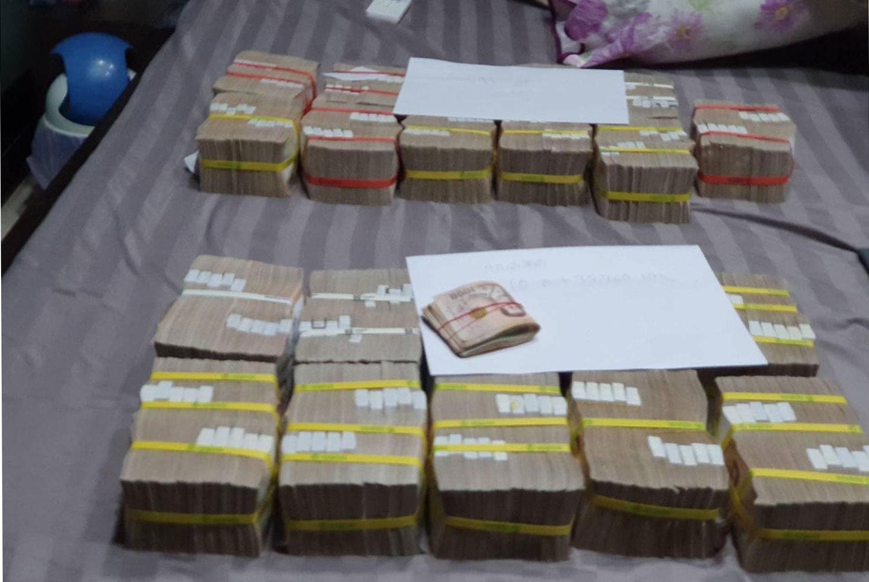 Wanted drug network money launderer caught