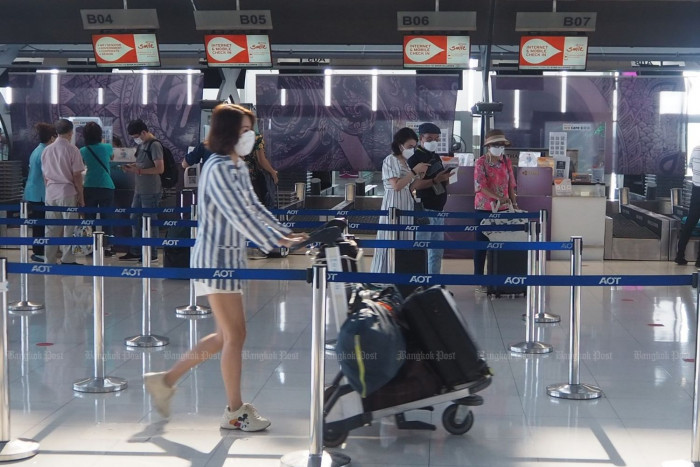 Thailand welcomes visitors from 46 countries from Nov 1