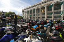 Many roads 'unsafe' for motorcycles