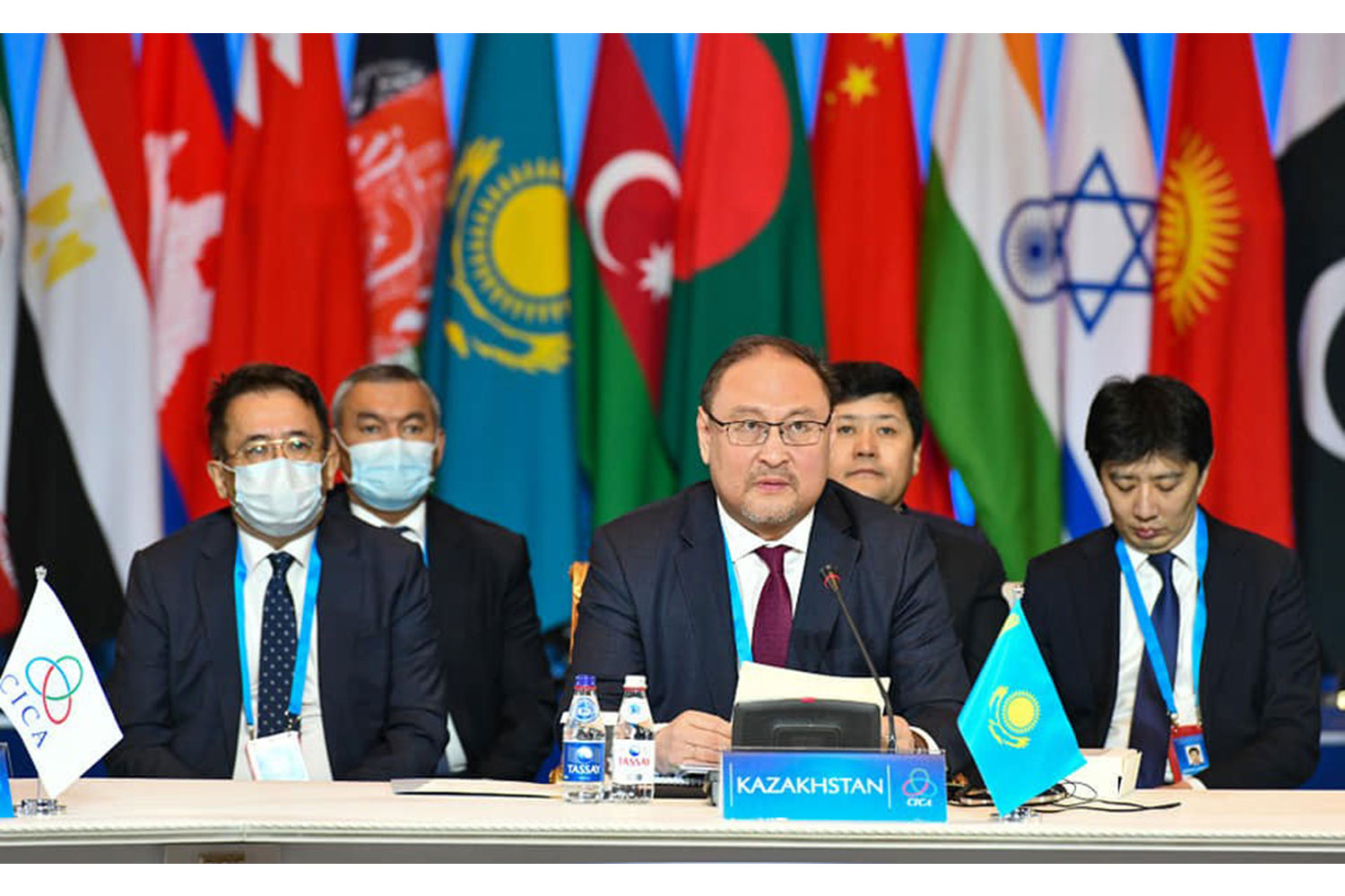 Kazakhstan to hold two world-class conferences
