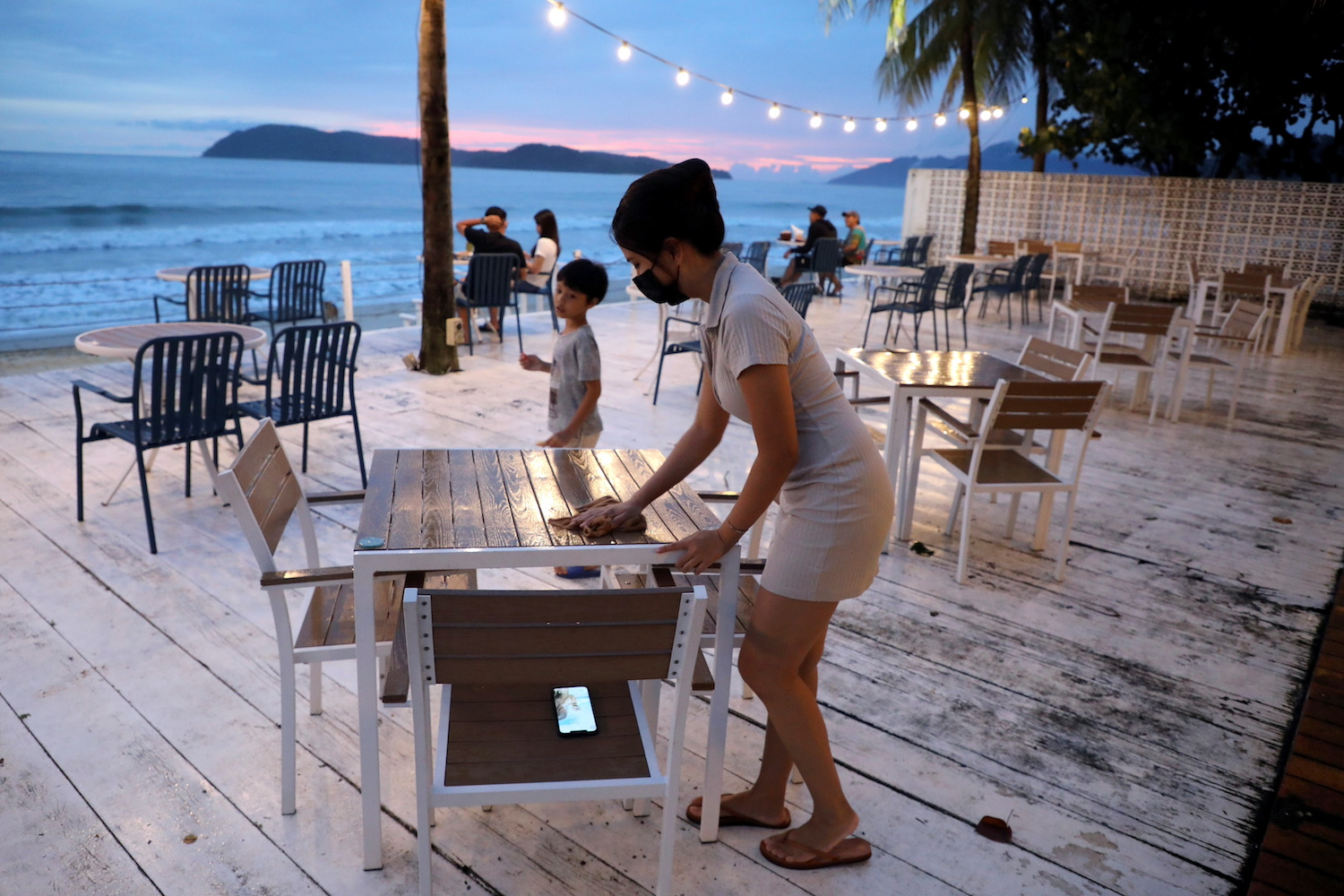 Malaysia opening Langkawi to foreigners