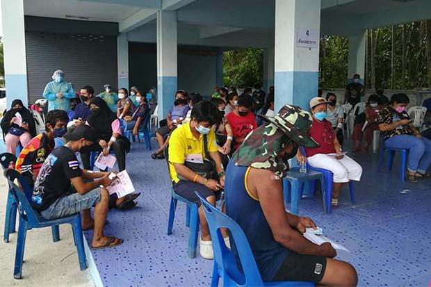 Nakhon Si Thammarat expands curfew as cases spike