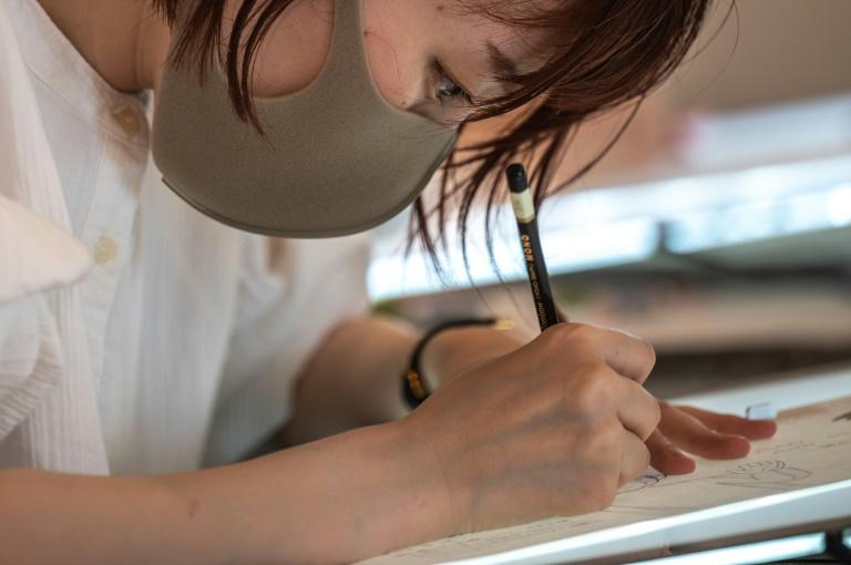 Cartoon dreams: Netflix's Japan anime school targets booming demand