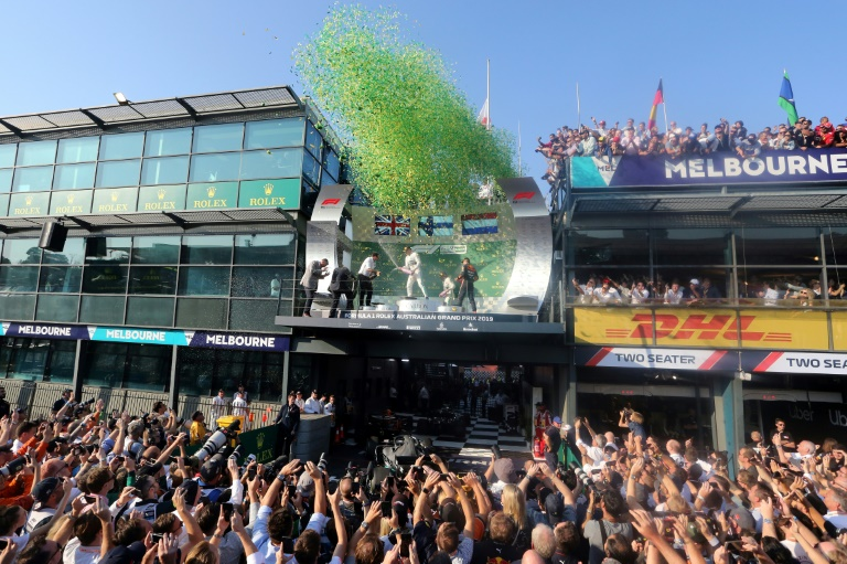 Australia F1 chief vows to keep race in Melbourne after Sydney overtures