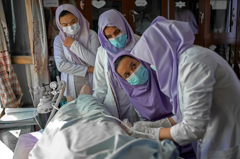 Afghan midwives vow to help mothers and babies under Taliban rule
