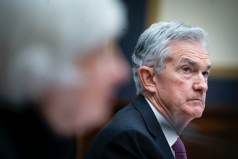 Fed's Powell says 'premature' to up rates despite inflation risk