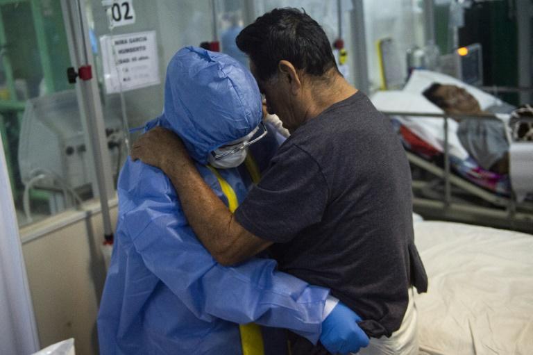 Peru surpasses 200,000 Covid deaths: officials