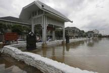 Big storms prompt dam discharges
