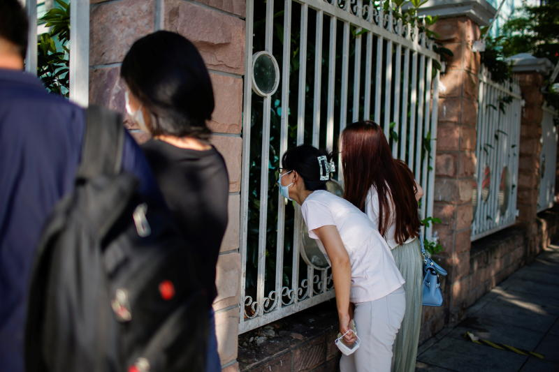 China passes new law ordering parents to ease pressure on children