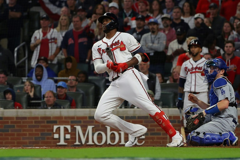 Braves oust defending champion Dodgers to reach World Series