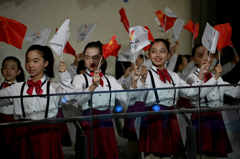 Beijing set for 100-day Olympic countdown but boycott calls, virus weigh