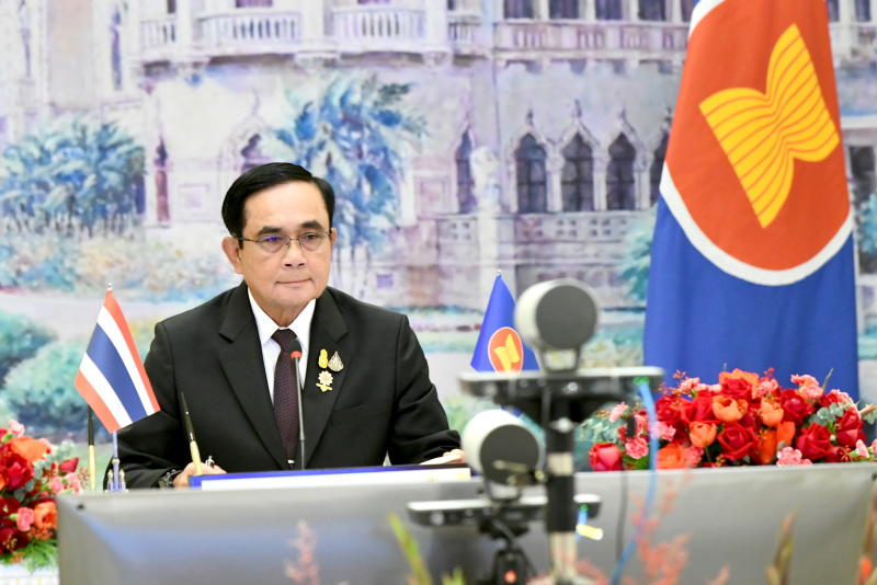 Asean was ready to receive Myanmar representative at summit, Indonesia says