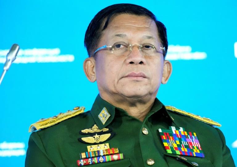 Myanmar in spotlight at summit, with junta chief barred