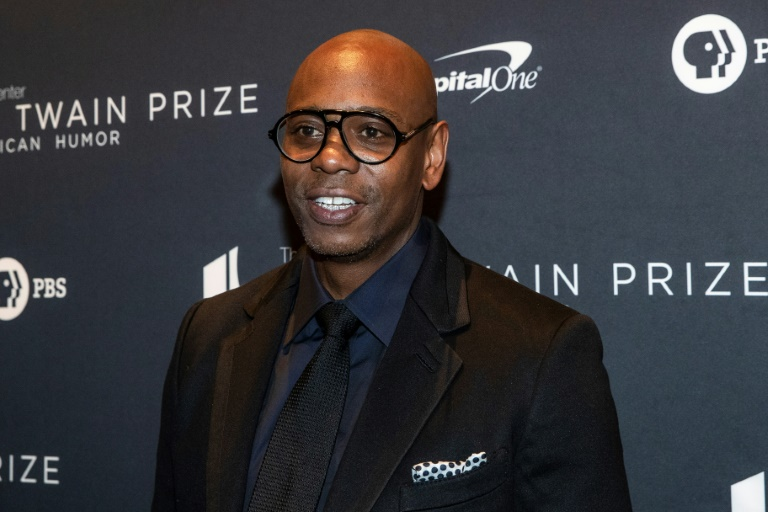 Chappelle 'more than willing' to meet LGBTQ groups over special