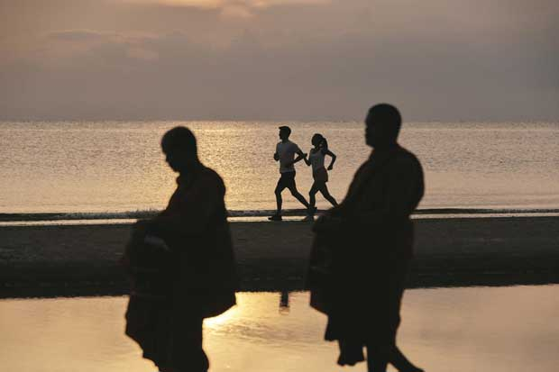 Tourism rises to post-pandemic challenge