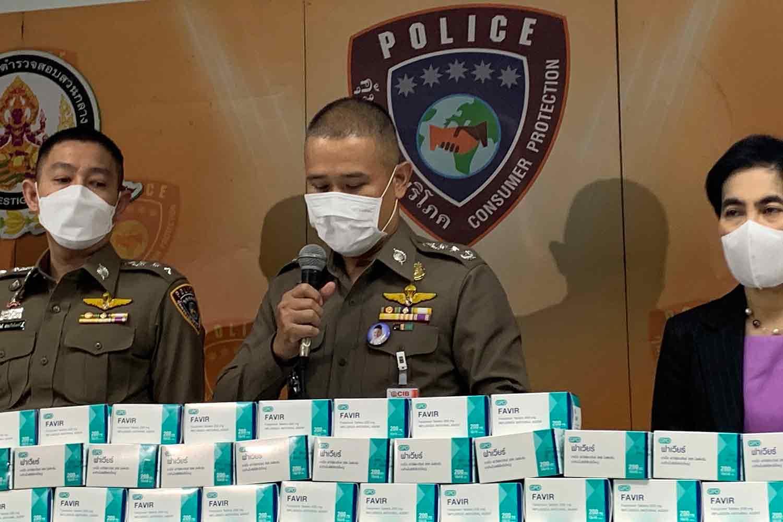Hospital manager stole anti-viral drug for sale online