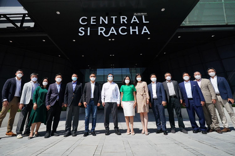Now open! Central Si Racha!