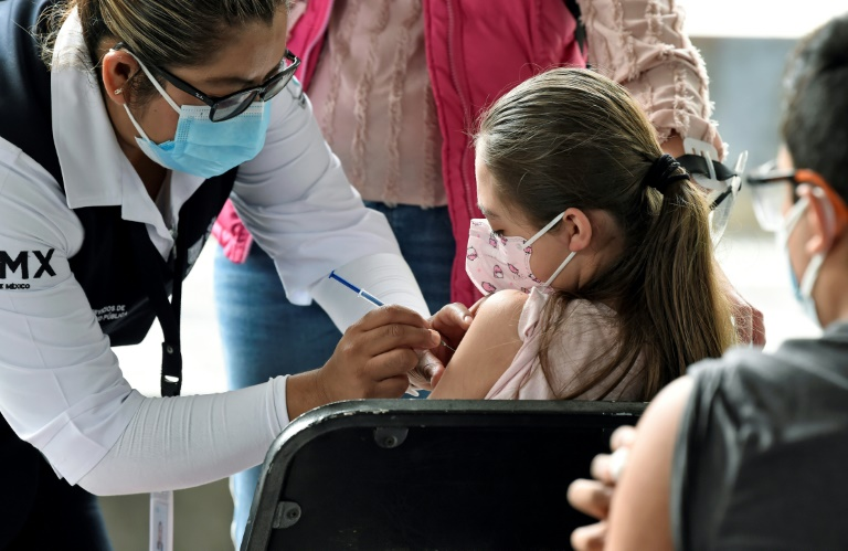 US panel recommends Pfizer Covid vaccine for younger children