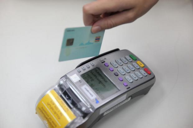 PromptPay electronic money transfer service is the first phase of the e-payment system. The second phase will allow electronic payments for goods and services, personal income tax returns and welfare services.WICHAN CHAROENKIATPAKUL
