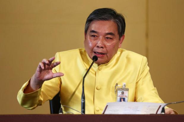 Apisak: Urges SMEs to list on MAI