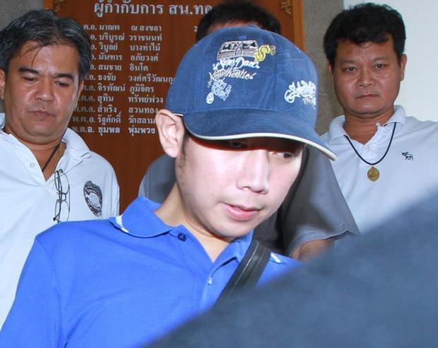 Vorayuth: Allegedly killed cop in crash