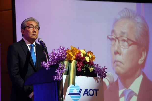 Deputy Prime Minister Somkid Jatusripitak says Thailand's location not only makes it an ideal Asean investment centre, but also a key entry point to CLMV.WEERAWONG WONGPREEDEE
