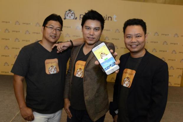 Main photoAsia One Click founders, from left, Kittikorn Kunnalekha, Taxsa Bunnag and Vachara Aemavat. Photo courtesy of AsiaOneClick