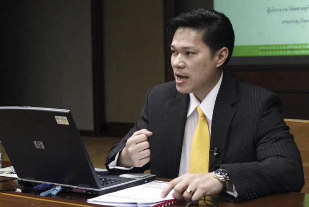 Kobsidthi: Limited baht drop forecast