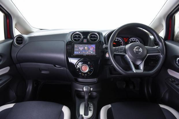 2017 nissan note 1.2 vl review   bangkok post: auto