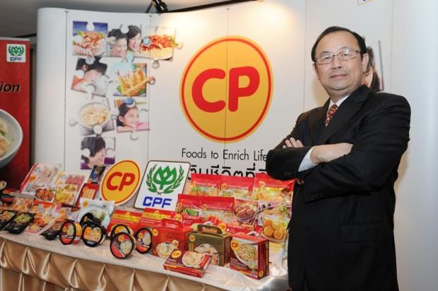 Mr Pisit is proud of the CPF's entry into New Zealand's market, which has very stringent restrictions for hygiene and food safety.