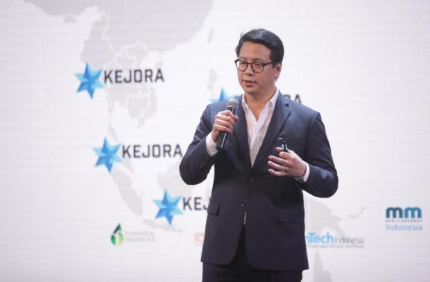 Some digital businesses are winner-takes-all, where the number one player can probably take almost 70%  of the market, so speed and timing are everything in a digital venture, says Sebastian Togelang, founding partner of Kejora. (Supplied photo)
