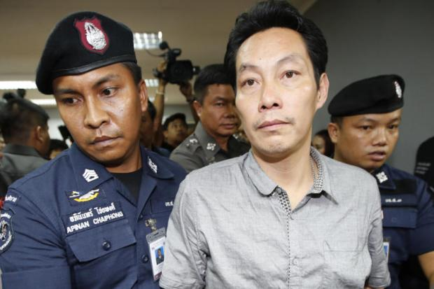 Yutthachai: Accused of running ring