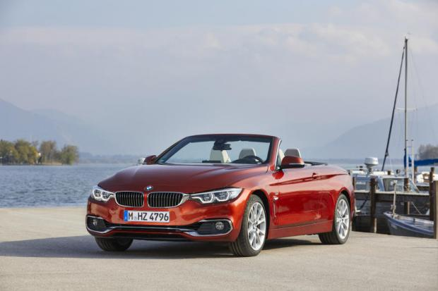 Bmw 430i Convertible 2017 Review