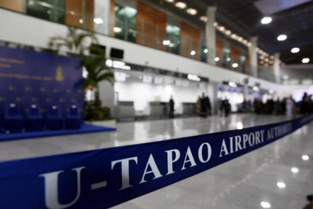 The transformation of U-tapao airport is one of several key projects the government hopes to speed up by invoking Section 44 of the interim charter. (Photo by Apichart Jinakul)