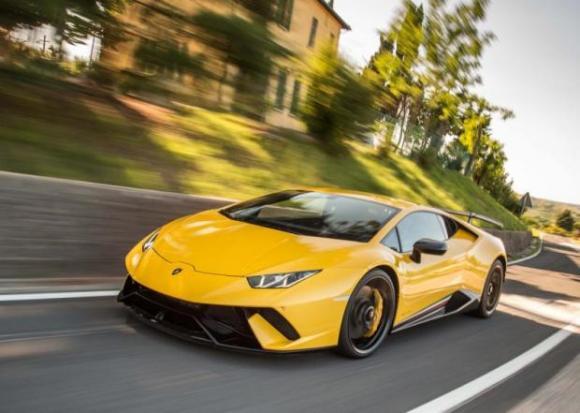 Lamborghini Huracan Performante 2017 Review Bangkok Post Auto