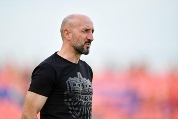 Buriram United coach Ranko Popovic.