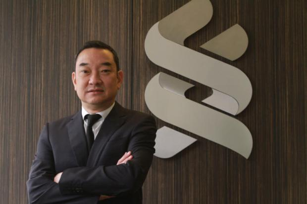Plakorn: SCBT's first Thai chief executive