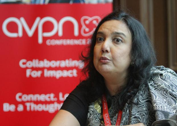 What we are finding, unfortunately in Asia, is a narrowing of the way governments think and a narrowing of the way societies are being made to think. We are turning away help from experts who may have answers or may have addressed some of these social issues in other countries"