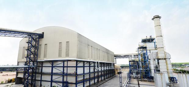 Buriram Sugar's biomass power plant in Buri Ram, which hopes to win a PPA.